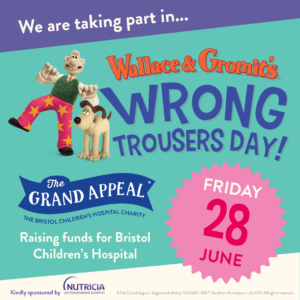 Wrong Trousers Day 2019